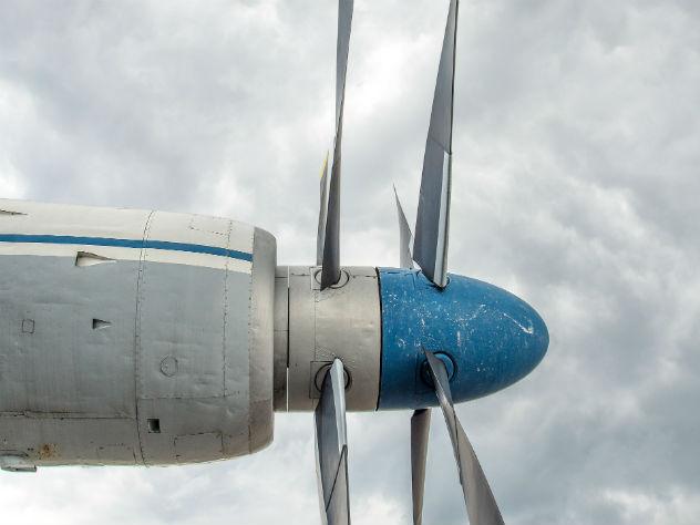Над Бермудским треугольником исчез самолет