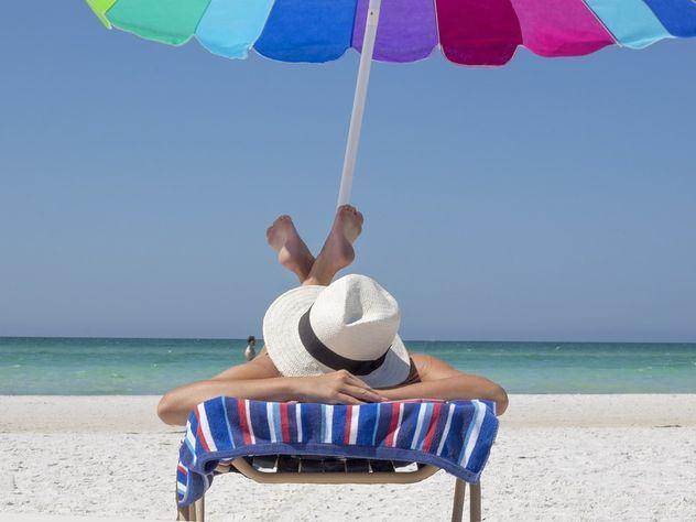 Пляжный отдых грозит преждевременной смертью