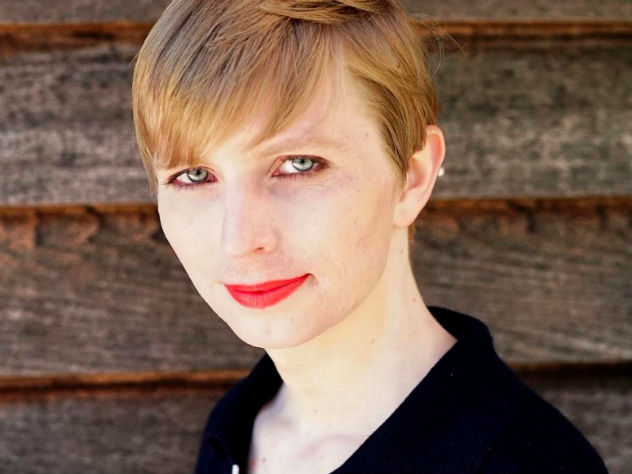 Информатор Wikileaks Мэннинг стал женщиной