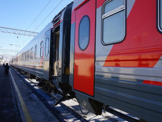 Киев готовится запретить железнодорожное сообщение с Россией