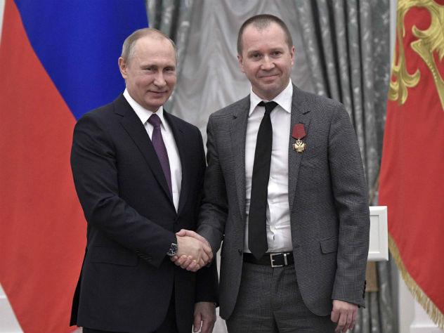 Путин отреагировал на обыски у Серебренникова