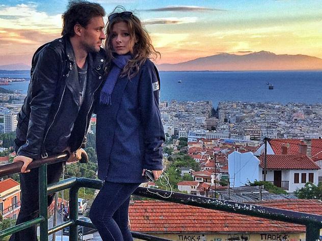 Лиза Арзамасова уехала с другом в Грецию