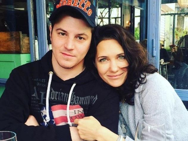 Климова поделилась совместныс снимком смолодым мужем