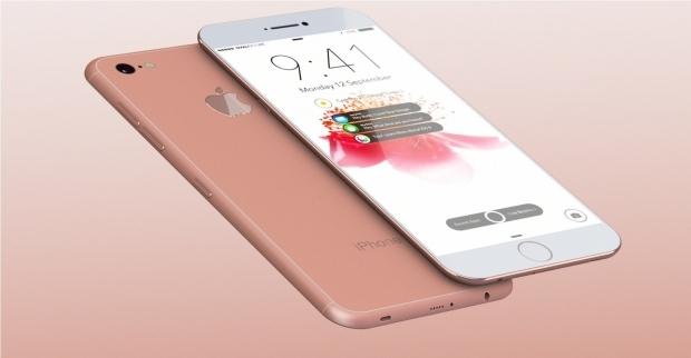 Как будет выглядеть iPhone 7 первые