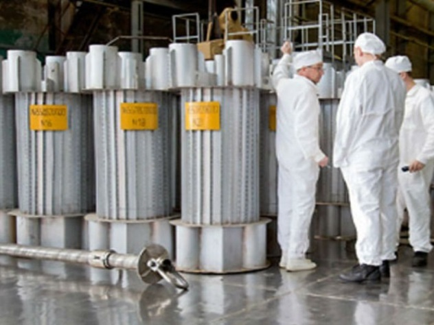 Росатом прекратил вывозить с Украины ядерные отходы