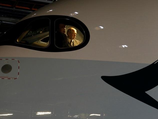 Дебошир стал первопричиной аварийной посадки летевшего в столицу Airbus A330