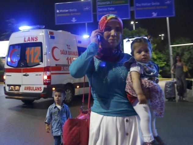 ВСтамбуле задержали 13 подозреваемых впричастности ктеракту
