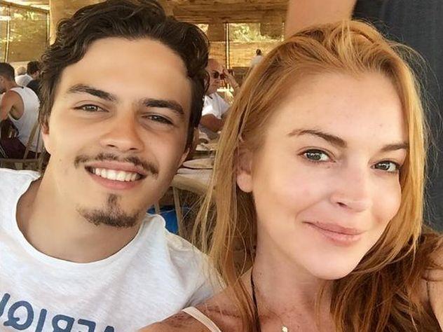 Линдси Лохан публично обвинила русского жениха визмене