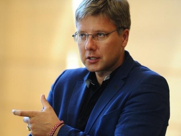 Главы города Риги оштрафовали запосты в социальных сетях нарусском языке