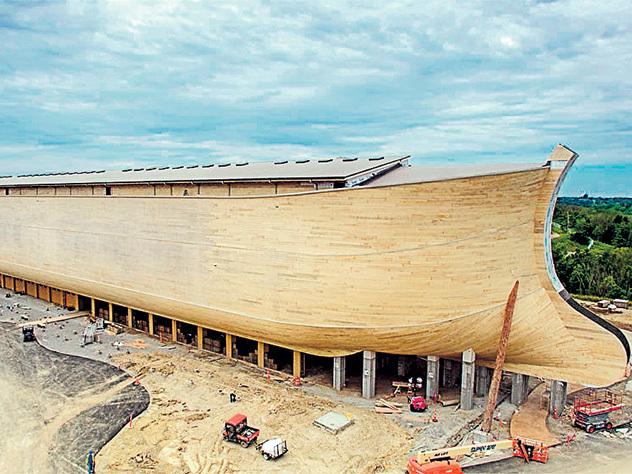 В США построили Ноев ковчег