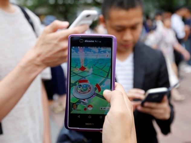 Неменее 300 штрафов выписала задва дня милиция Тайваня мотоциклистам-ловцам покемонов