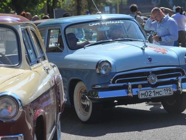 ВФинляндии распродадут покинутые беженцами советские автомобили