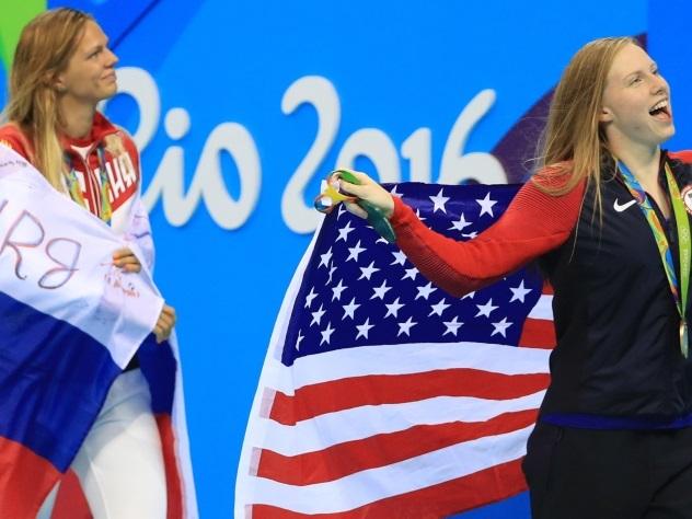 Ефимова вышла вфинал Олимпиады надистанции 200м брассом