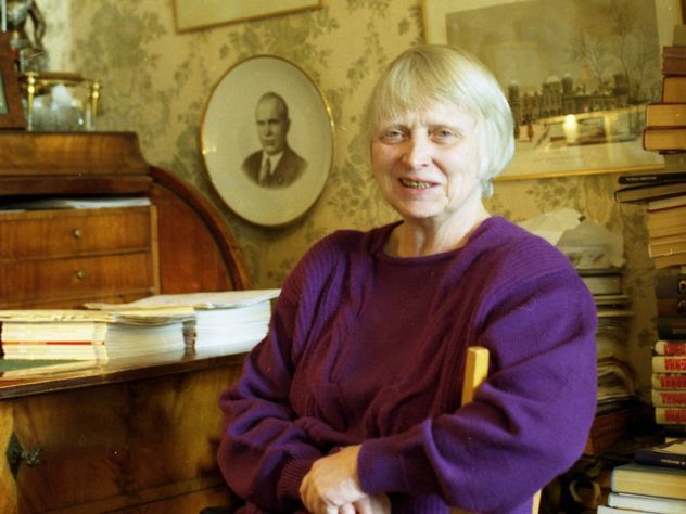 Дочь Хрущёва Рада Аджубей скончалась вмосковской клинике