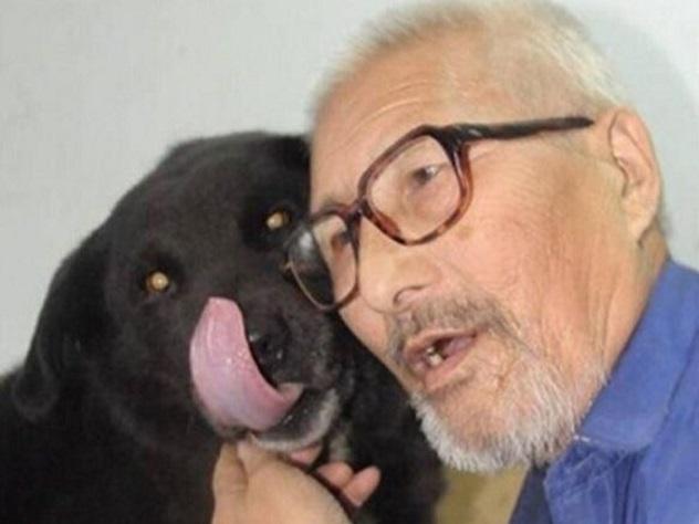 71-летний гражданин Китая завещал собственной собаке 80 тыс. юаней