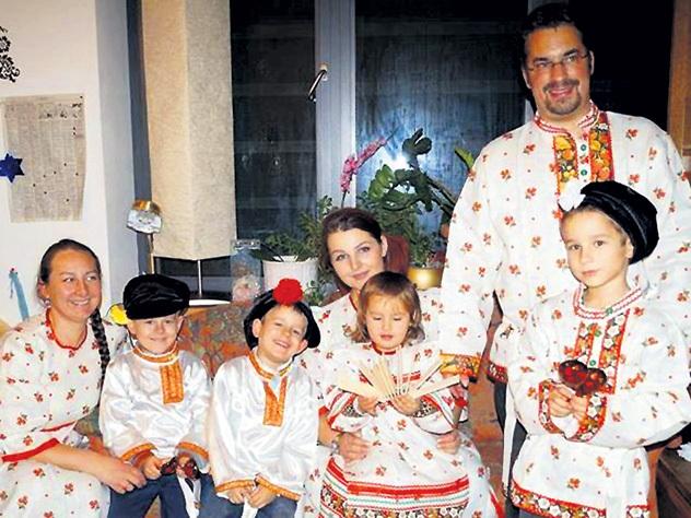 семья немцев бежавшая из германии мотивы руководят