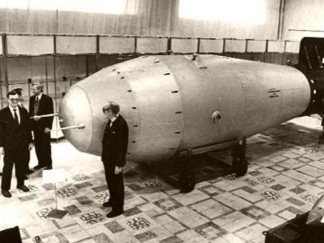 В50-е годы США хотели расположить вИсландии ядерное оружие