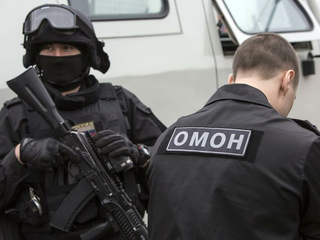 Банк вцентральной части Москвы захватил предприниматель