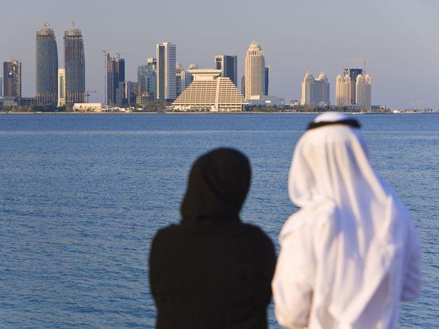 Принцессу Катара застали впроцессе оргии с7 мужчинами