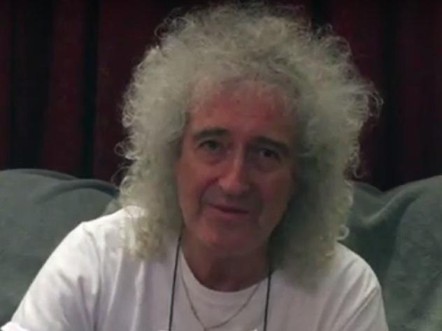 Гитарист легендарной английской группы поздравил Земфиру