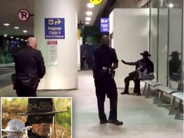 Аэропорт Лос-Анджелеса закрыли из-за сообщения острельбе