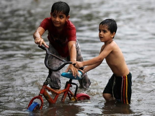 Вода вИндии загрязнена токсичными отходами