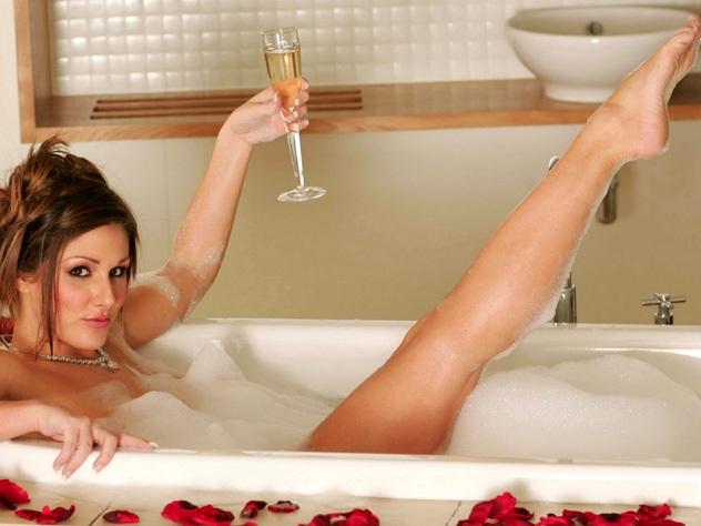 Фото в ванной женщины фото 658 фотография