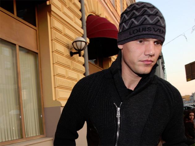 Денисов перешел в«Локомотив» из«Динамо»
