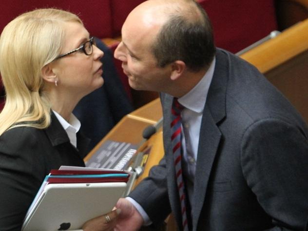 Тимошенко обвинила Киев вподжоге офиса канала «Интер»