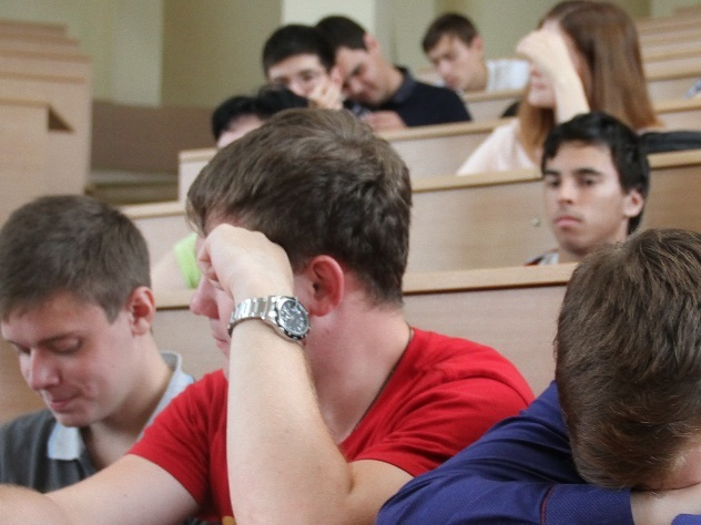 Напосвящении студентов вКемерово первокурсников раздели догола