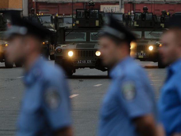 Поделу стрельбы вОдессе задержаны 22 сотрудника охранных компаний