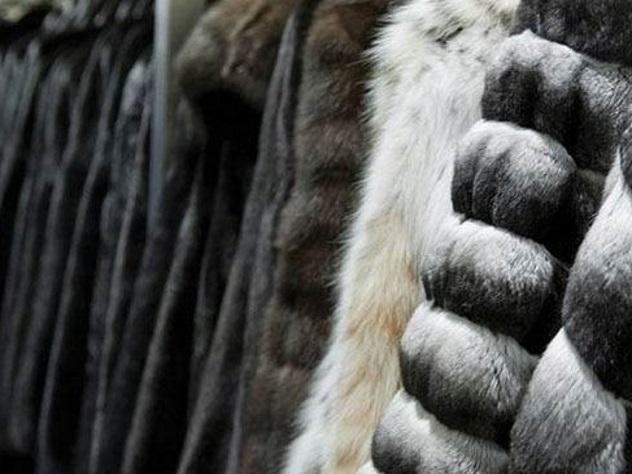 Неизвестные на Порше украли шубы на13 млн руб.