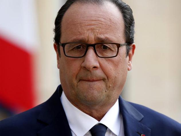 G20: Олланд снетерпением ожидает В. Путина воФранции