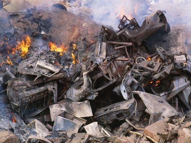 Взорвавшаяся мука убила 100 человек