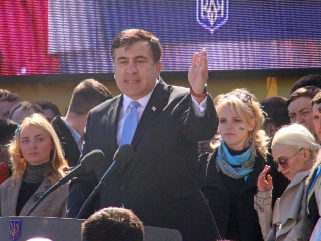 Саакашвили обвиняют в правонарушениях