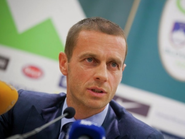 Словенец Александер Чеферин избран президентом УЕФА