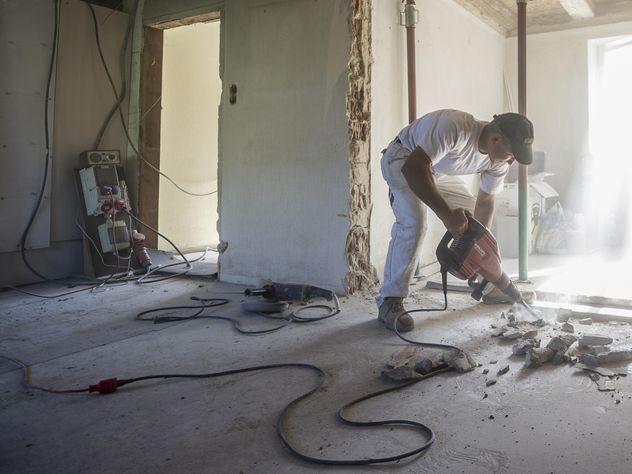 Засамовольную перепланировку можно лишиться квартиры