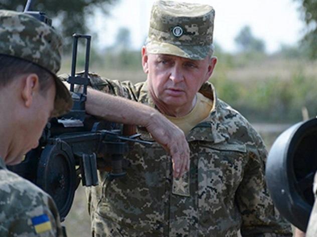 СВУ: российские учения Украину не испугали