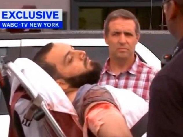 Подозреваемому ворганизации взрыва вНью-Йорке предъявили обвинения