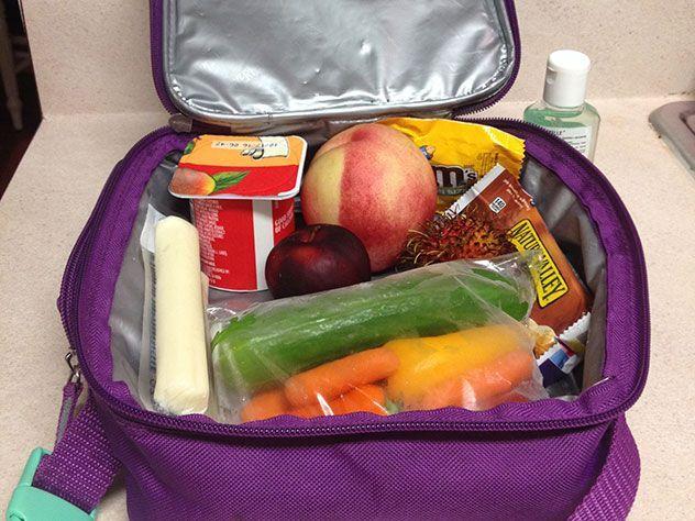 Чем кормят детей в американских школах?