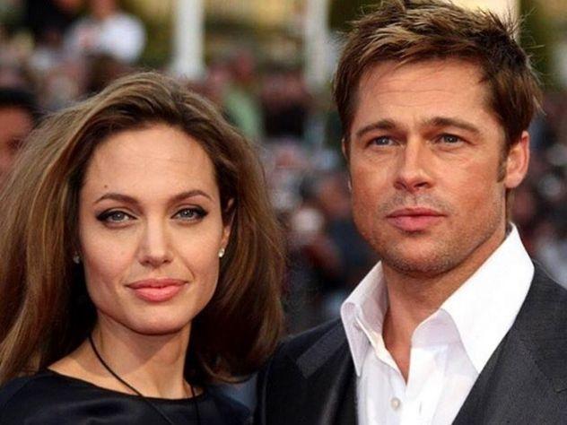 Адвокат Анджелины Джоли подтвердил её развод с Брэдом Питтом