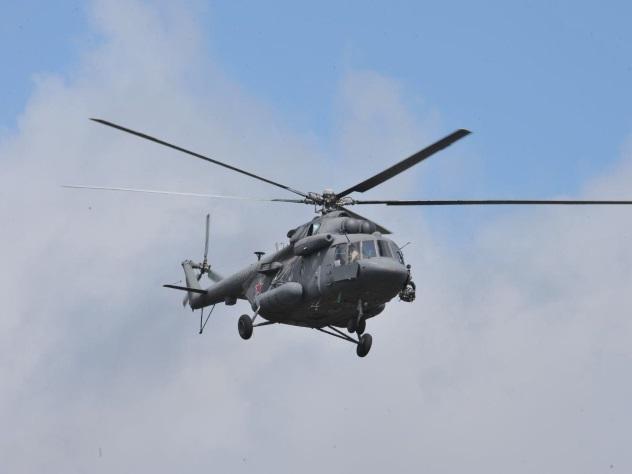 Расшифровкой самописцев упавшего Ми-8 займутся военные следователи