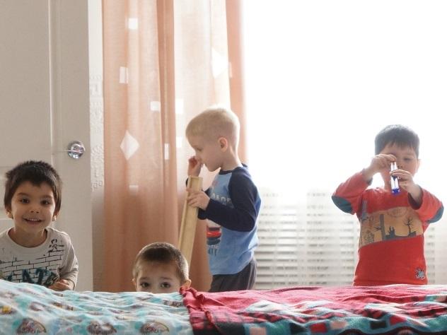 Саратовская область получит 466 млн навыплаты многодетным семьям