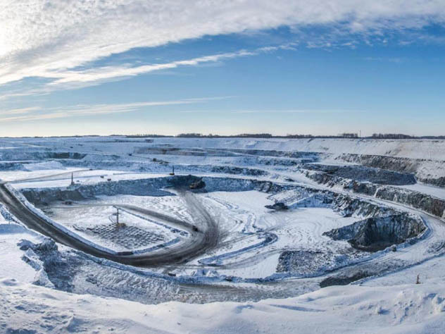 В России начался процесс строительства крупных промышленных объектов