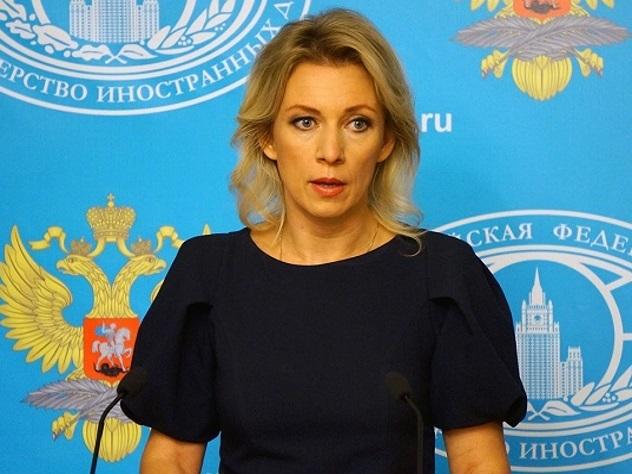 Лавров взял под защиту Захарову при встрече ссербами