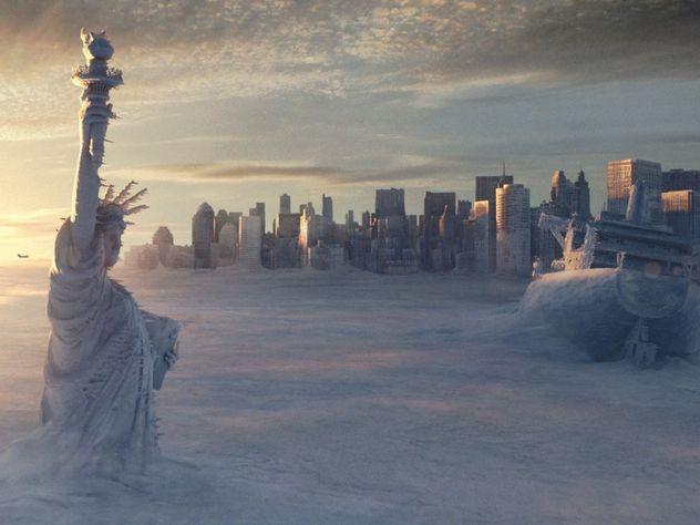 К 2050г температура может упасть до2 градусов— Ученые
