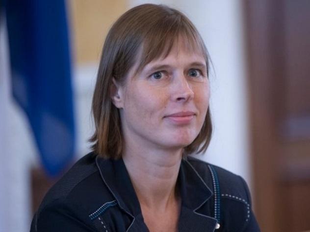 Президентом Эстонии впервый раз выбрали женщину