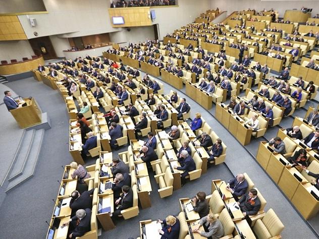 В государственной думе появилась перепалка между депутатами-новичками истарожилами