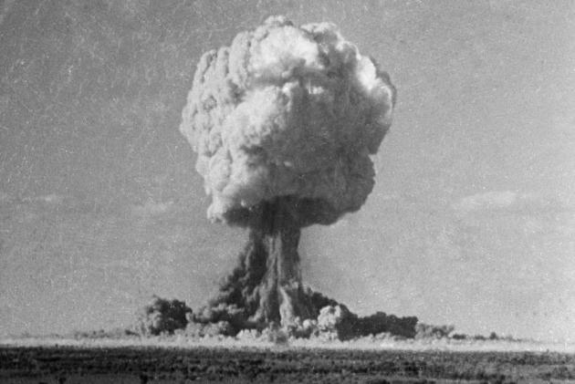 Появилось видео ссамыми сильными ядерными взрывами вистории человечества