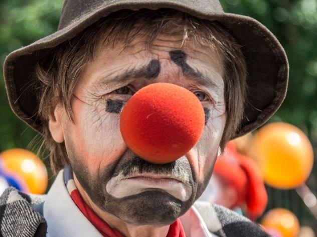 Кошмарный клоун сбензопилой спровоцировал роды убеременной британки